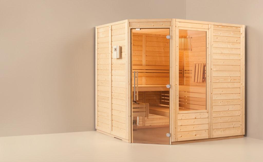 Sauna Andrin