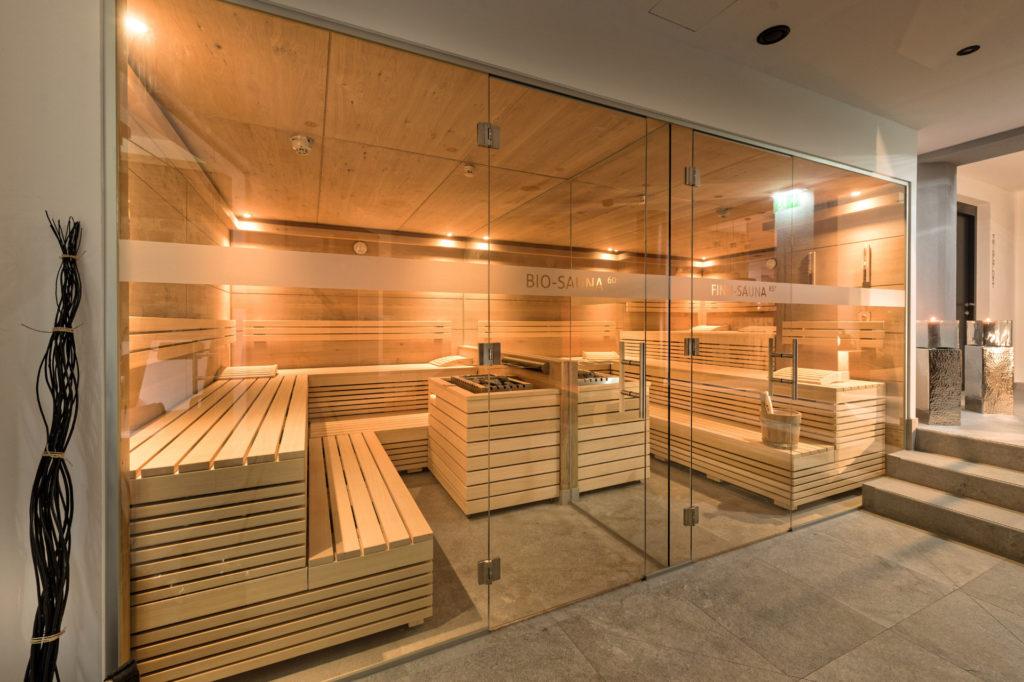 Profi Sauna